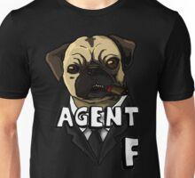 Agent F ( M.I.B ) Unisex T-Shirt