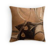 A Bear For The Holidays Throw Pillow