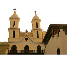 Church of the Virgin Mary Photographic Print