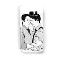 Torchwood's most splendid couple.. Samsung Galaxy Case/Skin