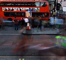 London peak hour by adouglas