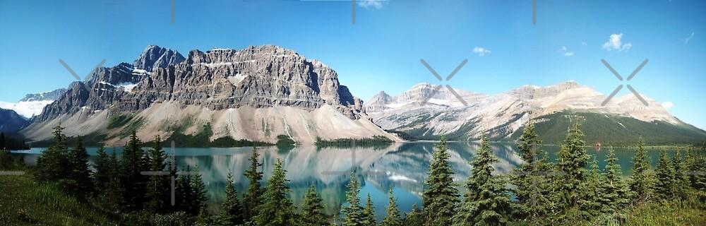 Mountain View by Rhonda Blais