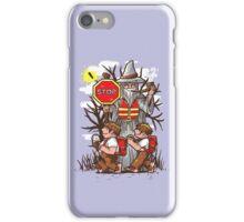 Hobbit Crossing iPhone Case/Skin