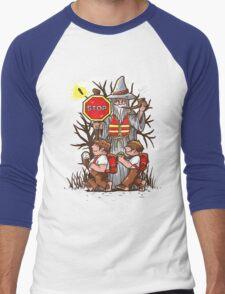 Hobbit Crossing Men's Baseball ¾ T-Shirt