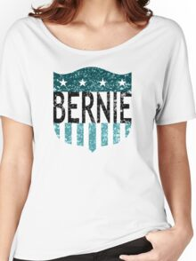 BERNIE sanders stars and stripes Women's Relaxed Fit T-Shirt