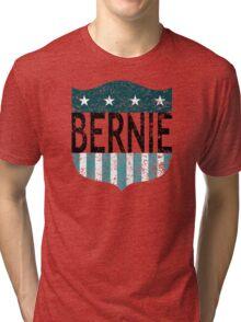 BERNIE sanders stars and stripes Tri-blend T-Shirt