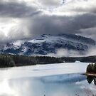 Two Jake Lake Banff by damienlee