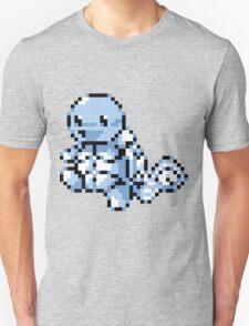 #007 - Squirtle Retro 8-Bit T-Shirt