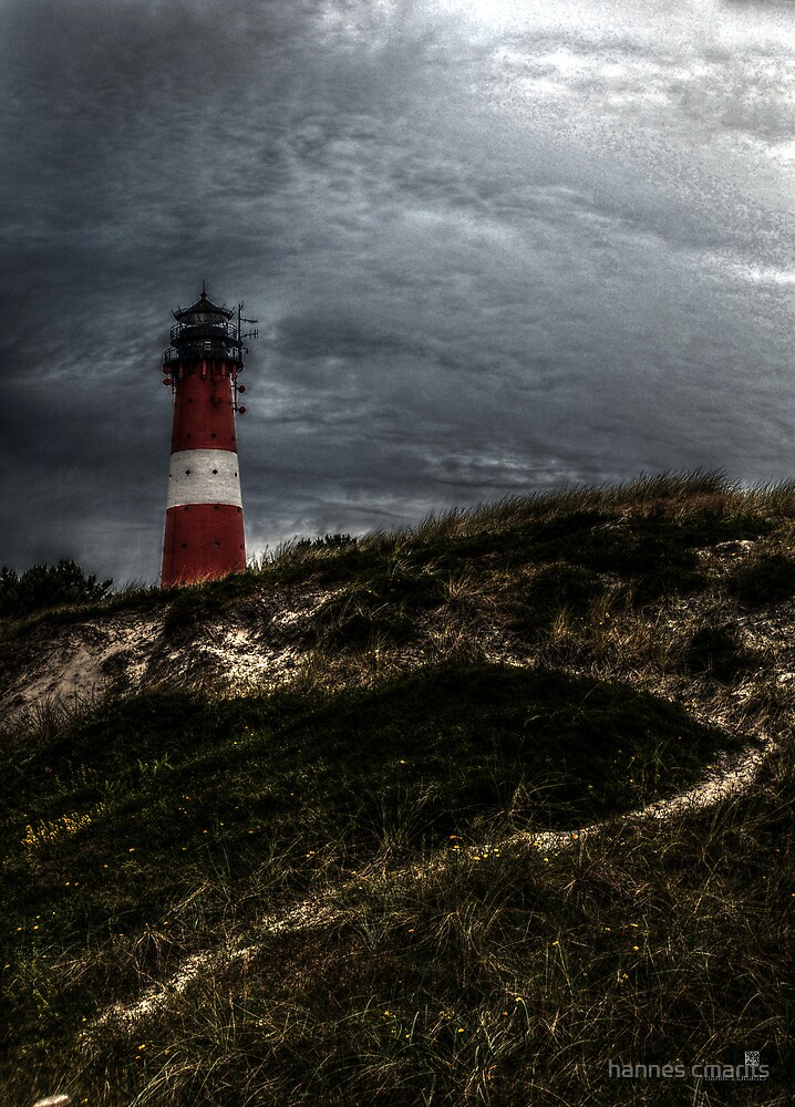 the lighthouse by hannes cmarits