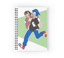 egosonic ?? Spiral Notebook