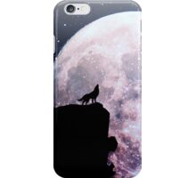 A Crying Moon iPhone Case/Skin