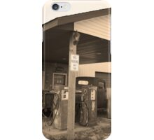 Route 66 - Henry's Rabbit Ranch iPhone Case/Skin