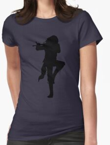 Ian Anderson Jethro Tull T-Shirt Womens Fitted T-Shirt