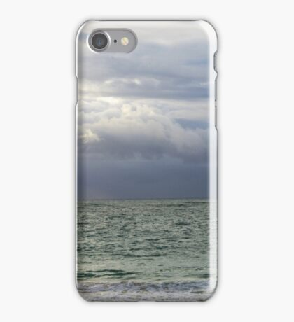 tidal waves  iPhone Case/Skin