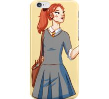 Ginny  iPhone Case/Skin
