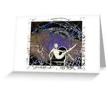 Woven... Greeting Card