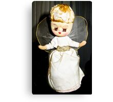 Fairy, Fairy 50 years old, still on a christmas tree! Canvas Print