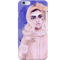 Marina Diamandis iPhone Case/Skin