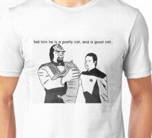An Ode To Spot: I'm kidding, I'm kidding.. Unisex T-Shirt