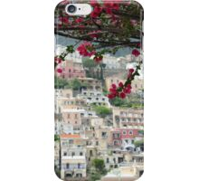 Beyond The Bougainvillea... iPhone Case/Skin