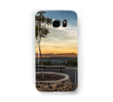 Oxley Lookout Tamworth Australia Samsung Galaxy Case/Skin