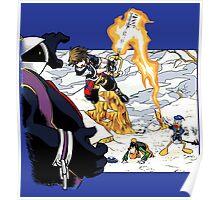 Chrono Hearts  Poster