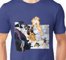 Chrono Hearts  Unisex T-Shirt