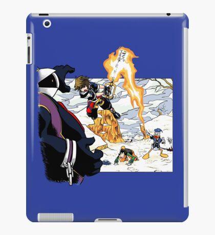 Chrono Hearts  iPad Case/Skin
