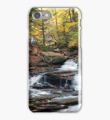 Seneca Falls Rolling Into Fall iPhone Case/Skin