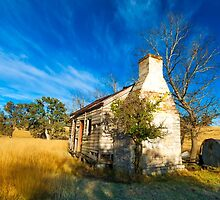 Abandoned House, Liston, NSW by Lisa Kennedy