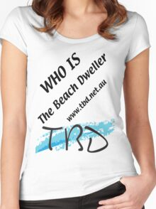 Who is The Beach Dweller Women's Fitted Scoop T-Shirt