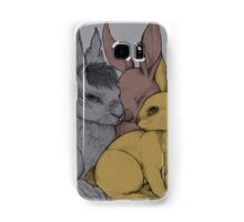 Chief Rabbit and his Guardians Samsung Galaxy Case/Skin