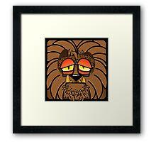 Werewolf Framed Print