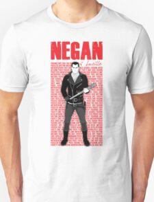 The Walking Dead - Negan & Lucille 5 T-Shirt