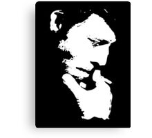 Tom Waits T-Shirt Canvas Print
