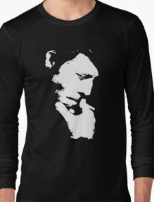 Tom Waits T-Shirt Long Sleeve T-Shirt