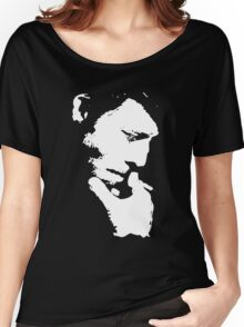 Tom Waits T-Shirt Women's Relaxed Fit T-Shirt