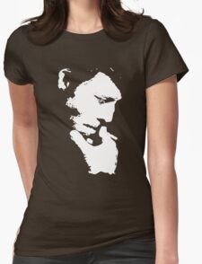 Tom Waits T-Shirt Womens Fitted T-Shirt
