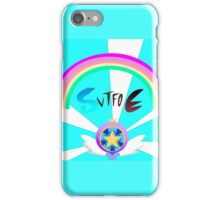 Star Butterfly -version 1 iPhone Case/Skin