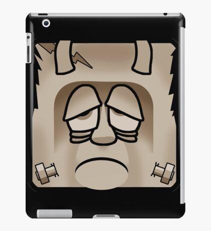 Frankenstein's Monster - Sepia iPad Case/Skin