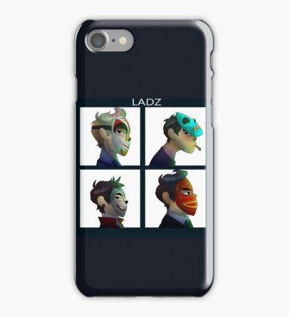 Dodgy Ladz iPhone Case/Skin