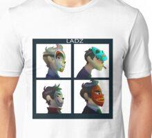 Dodgy Ladz Unisex T-Shirt