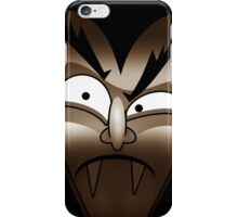 Dracula - Sepia iPhone Case/Skin