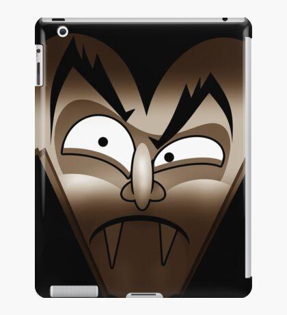 Dracula - Sepia iPad Case/Skin