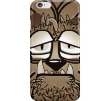 Werewolf - Sepia iPhone Case/Skin
