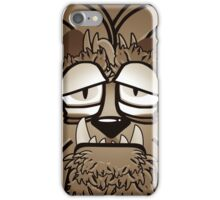 Werewolf - Sepia iPhone Case/Skin