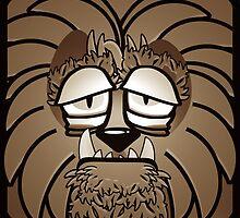Werewolf - Sepia by SquareDog