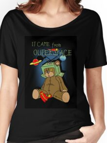 It Came from Outer Space - in technicolor Women's Relaxed Fit T-Shirt