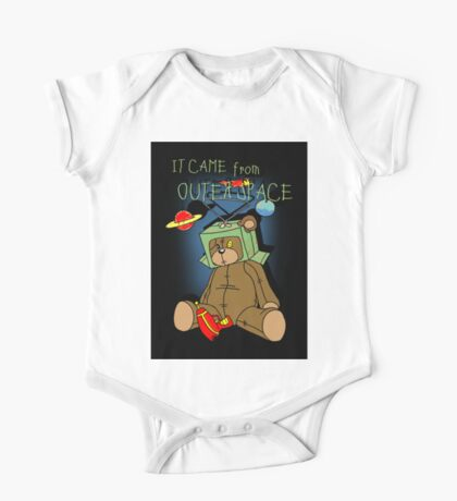 It Came from Outer Space - in technicolor One Piece - Short Sleeve