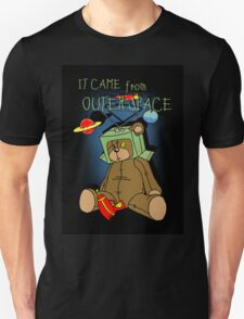 It Came from Outer Space - in technicolor Unisex T-Shirt